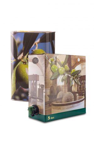 Bundle olio extravergine di oliva Novella e Vignolo